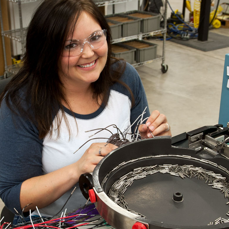 Careers, timberline manufacturing, timberline, wired for quality, electrical sub-assemblies, rf testing, engineering, wire harnesses, control panels, electronics, prototyping, marion